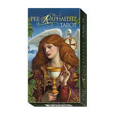 Pre-Raphaelite tarot /Прерафаэлитов /Авалон-Lo Scarabeo/