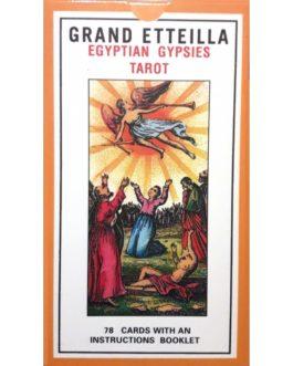 Grand Etteilla Egyptian Gypsies tarot (Египетское Цыганское)