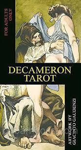 Decameron Tarot /Lo Scarabeo/