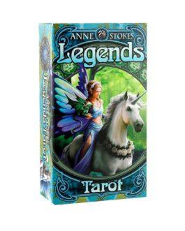 Legends Tarot (Легенды)/Anne Stokes/