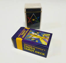 Aleister Crowley*s Thoth Tarot Deck /мини/